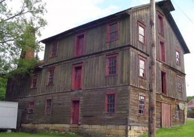 Berkely's Mill Project