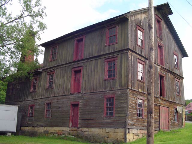 Berkely's Mill Project